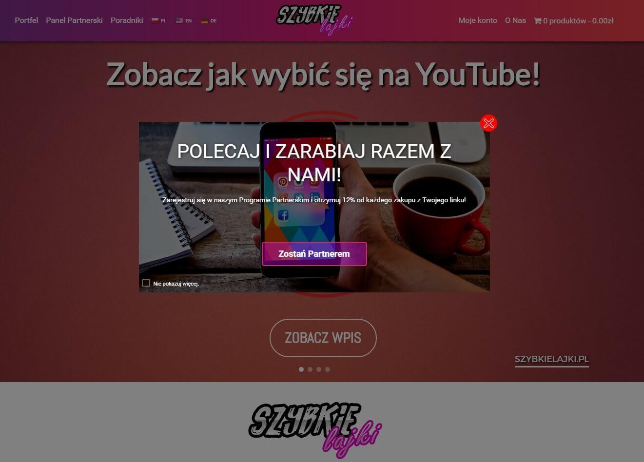 zarabianie szybkielajki.pl