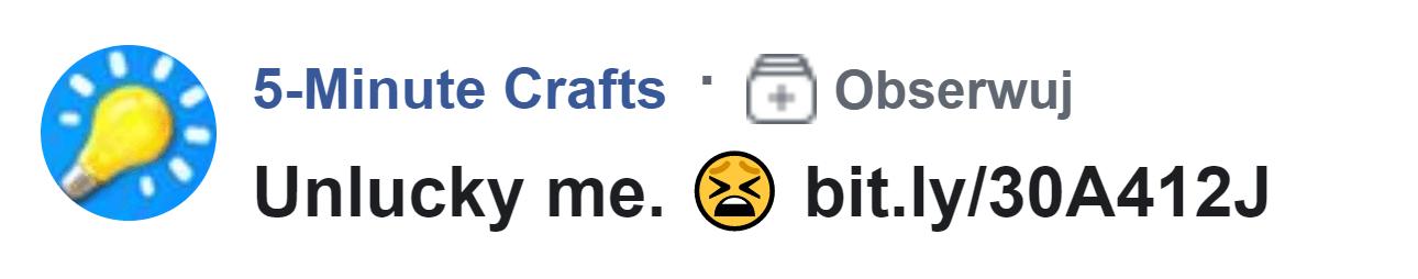 jak napisać opis postu na facebooku