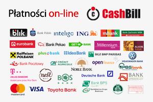 Płatności CashBill