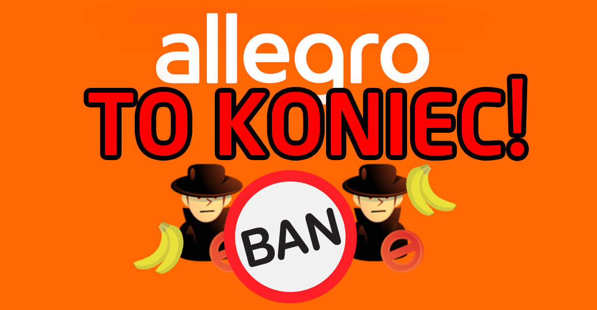 Lajki na Allegro zbanowane – To koniec!