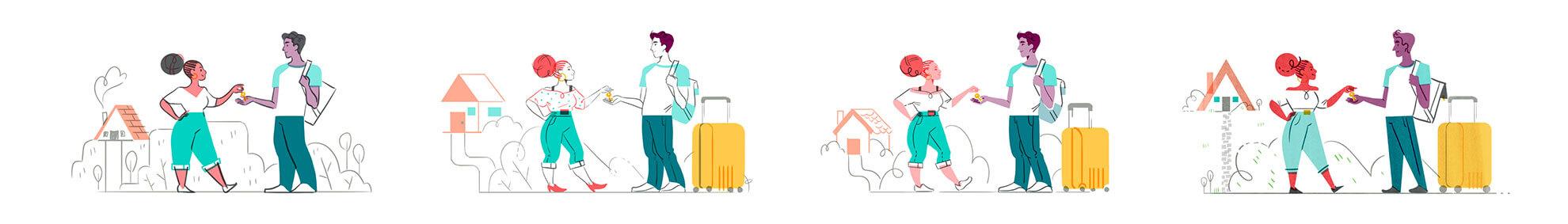Zobacz jak wynająć pokój przez Airbnb