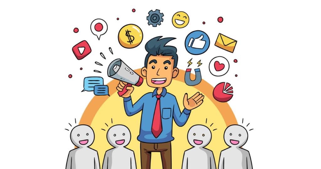 strategia na marketing szeptany